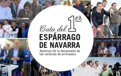 CATA DEL PRIMER ESPÁRRAGO DE NAVARRA