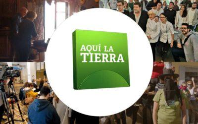 TVE AQUÍ LA TIERRA